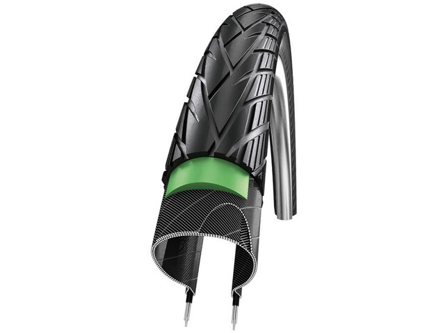 SCHWALBE Energizer Plus Tour Band Performance, 26 inch, draad, Reflex